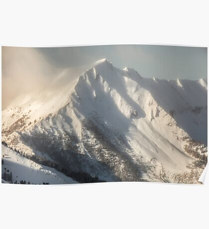 Ancient Snow Giant Poster