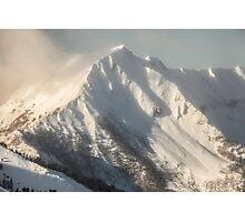 Ancient Snow Giant Photographic Print