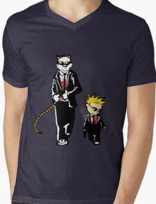 Partners in Crime Mens V-Neck T-Shirt