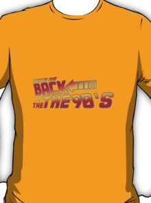 Back to the 90's T-Shirt