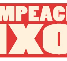 Impeach Nixon Sticker