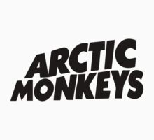 "Arctic Monkeys ""SUCK IT AND SEE"" (for light shirts) by doodlemarks"
