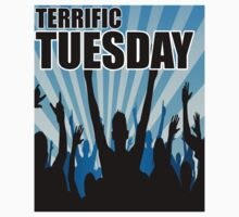 Terrific Tuesday by Kevin Lampron
