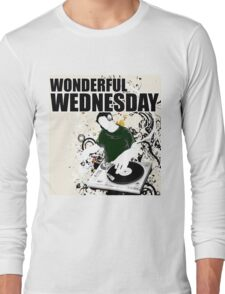 Wonderful Wednesday Long Sleeve T-Shirt