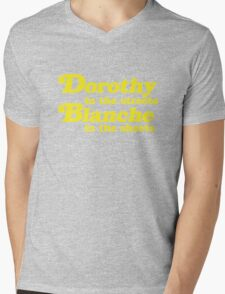 Dorothy In The Streets, Blanche in the Sheets Mens V-Neck T-Shirt