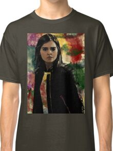 Clara Oswald The Impossible Girl Classic T-Shirt