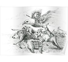 Wild Militia Poster