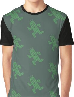 Cactuar - Final Fantasy Graphic T-Shirt