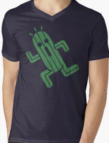 Cactuar - Final Fantasy Mens V-Neck T-Shirt