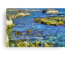 Channel. Canvas Print