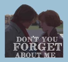 Don't You Forget About Me by Katherine Anderson