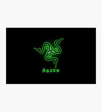 Razer Photographic Print