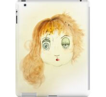I Was Once Loved iPad Case/Skin