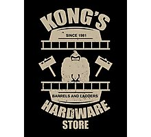 Kong's Hardware Store Photographic Print