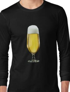 a beer Long Sleeve T-Shirt