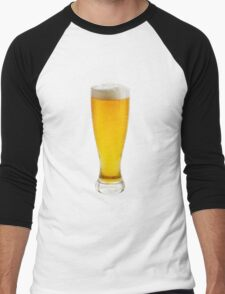 beer Men's Baseball ¾ T-Shirt