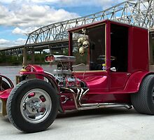 1927 Ford Model T Custom Hot Rod by TeeMack