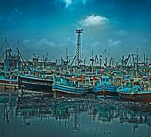Mystical Harbor by Zohaib Ali