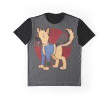 Vault Dog Graphic T-Shirt