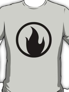 TF2 Pyro Shirt Black T-Shirt