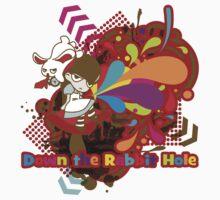 Down the Rabbit-Hole by auraclover