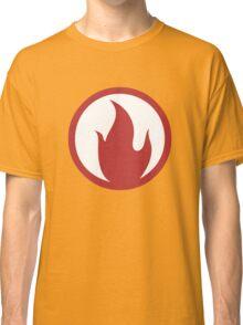 TF2 Pyro Shirt Team Spirit Red Filled Classic T-Shirt