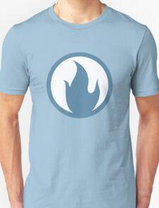 TF2 Pyro Shirt Team Spirit Blue Filled Unisex T-Shirt