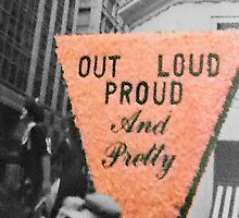 Out Loud, NYC, NY by Ellen Turner