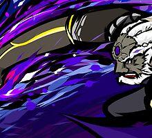 Black Palette Ganondorf | Warlock Punch by ishmam
