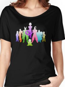 The Evil Villains Women's Relaxed Fit T-Shirt