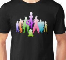 The Evil Villains Unisex T-Shirt