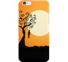 Hanging Man iPhone Case/Skin