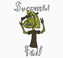 Successful Fail by GrimDork