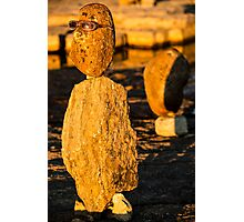 Stone sculpture-9 Photographic Print