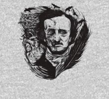 Edgar Allan Poe Stories One Piece - Long Sleeve
