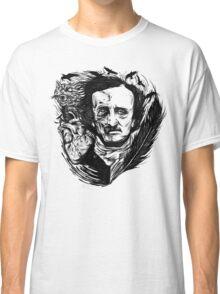 Edgar Allan Poe Stories Classic T-Shirt