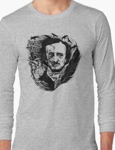 Edgar Allan Poe Stories Long Sleeve T-Shirt
