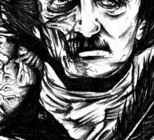 Edgar Allan Poe Stories Sticker