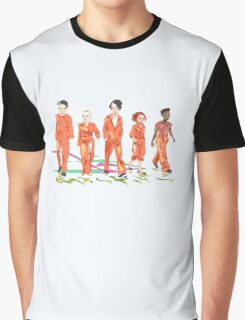 #4 misfits Graphic T-Shirt