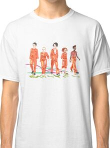 #4 misfits Classic T-Shirt