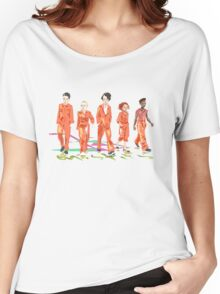 #4 misfits Women's Relaxed Fit T-Shirt