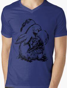 Ni No Kuni: Penguin Familiar Mens V-Neck T-Shirt