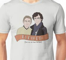 Platonic (but not really) Unisex T-Shirt