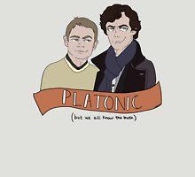 Platonic (but not really) Unisex T-Shirt