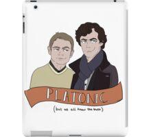 Platonic (but not really) iPad Case/Skin