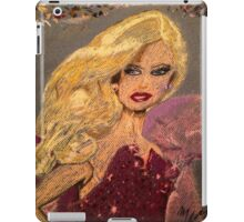 Dressed up and Nowhere to Go iPad Case/Skin