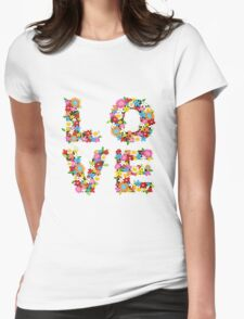 Love Flowers Collectors Tee-shirts and stickers T-Shirt