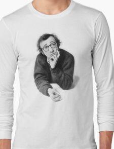 Sportin' Woody Long Sleeve T-Shirt