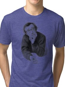 Sportin' Woody Tri-blend T-Shirt