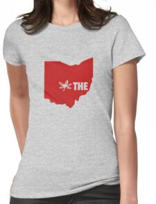 THE Ohio State University Womens Fitted T-Shirt